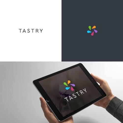 Bold Logo for TASTRY