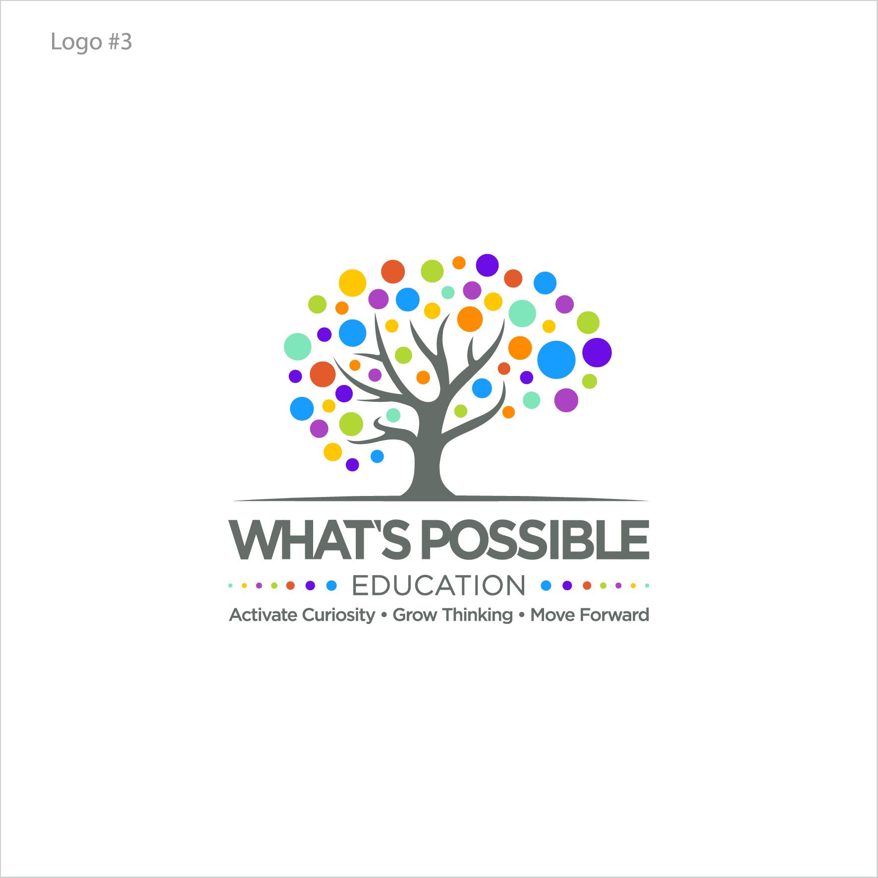 Creative logo needed for progressive education company