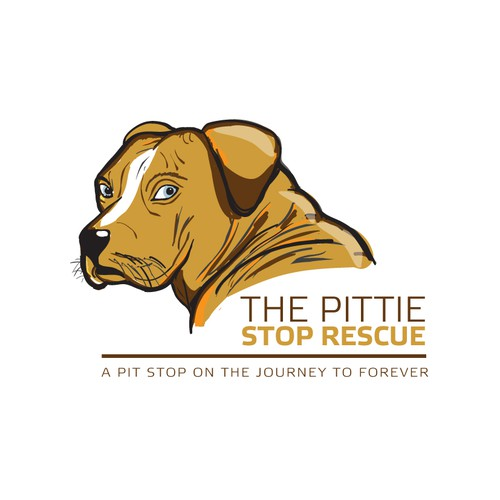 Pit rescue logo