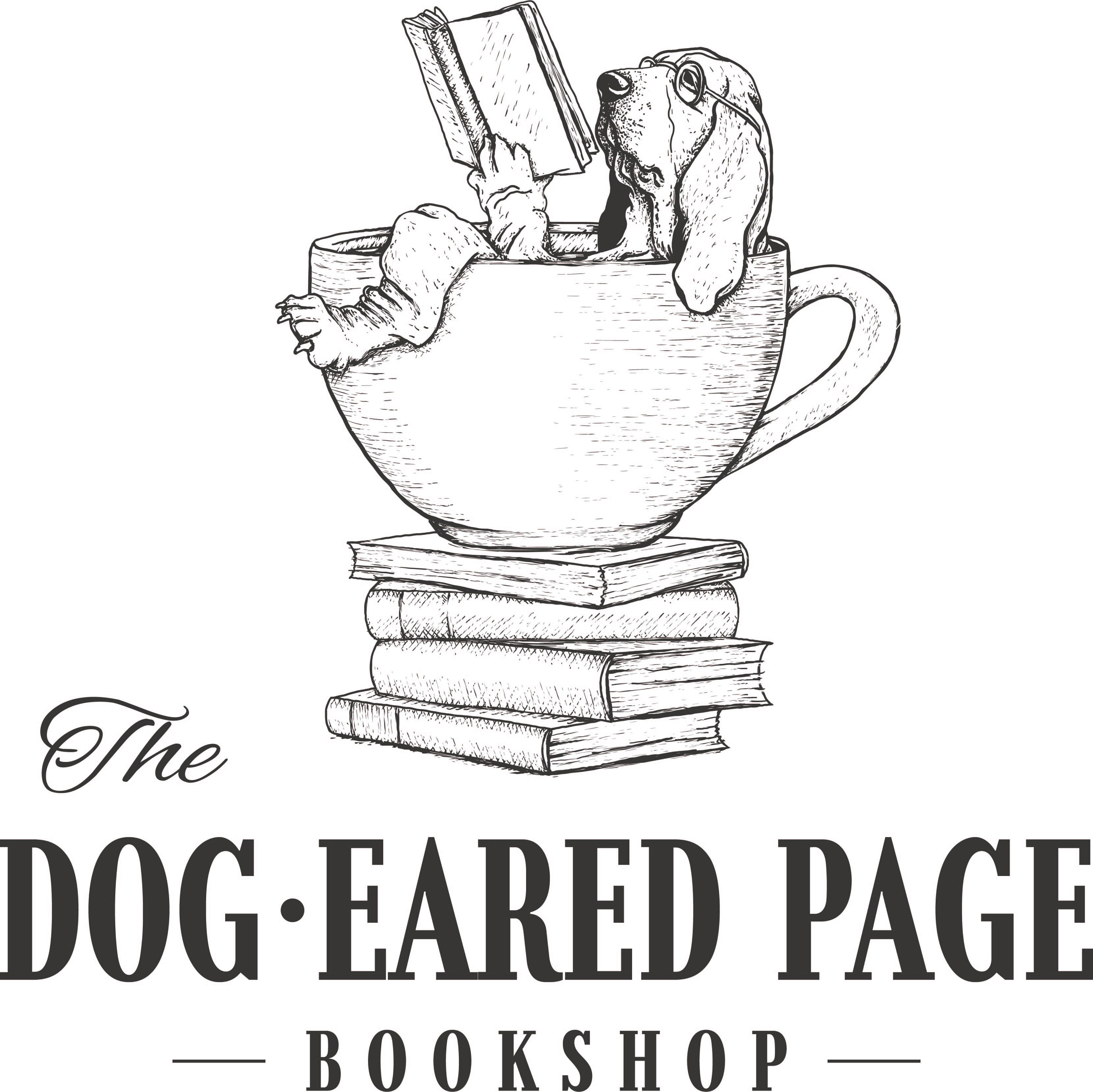 We need an intriguing logo for new bookshop