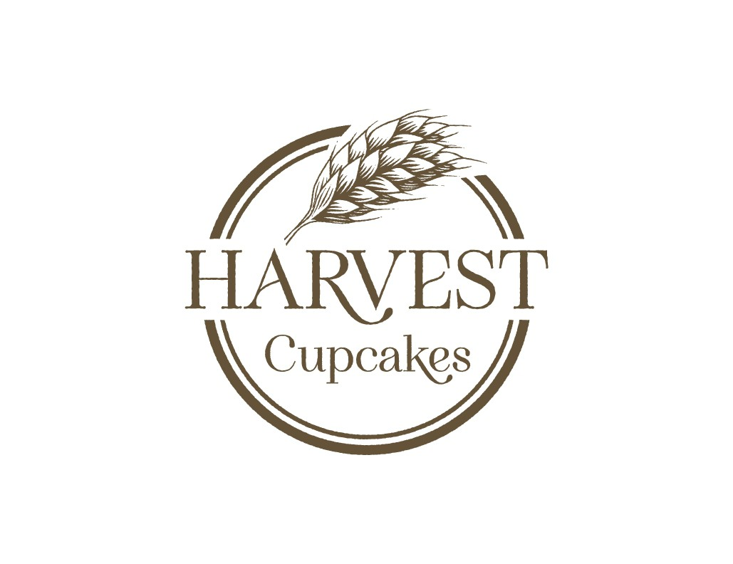 Logo for Harvest Cupcakes