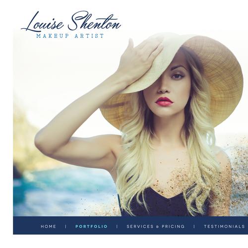 Louise Shenton - Makeup Artist