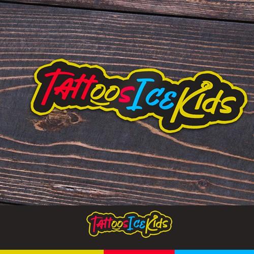 Logo for a tattoo company