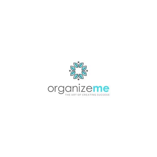 organizeME needs a creative and powerful new logo!