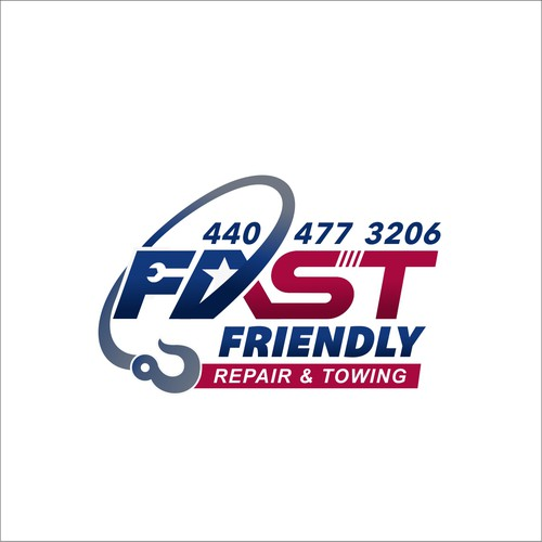 Fast Friendly Towing