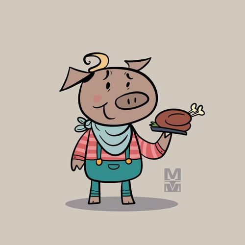 recipe pig