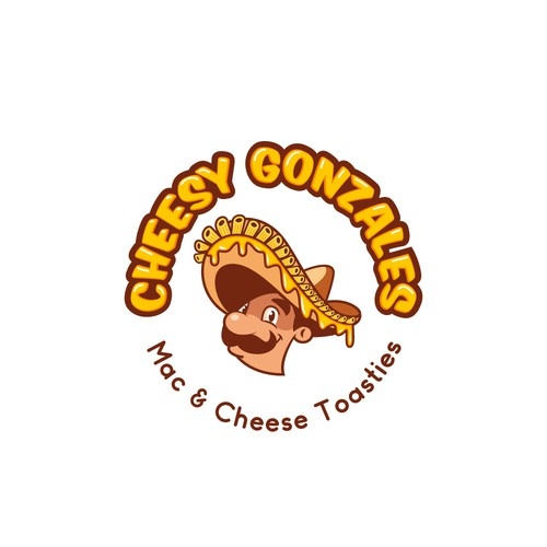 Logo for Cheese Toastie Food Truck