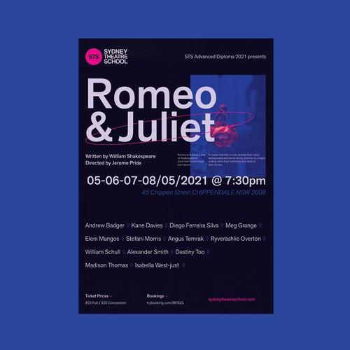 Sydney Theatre School - Romeo and Juliet