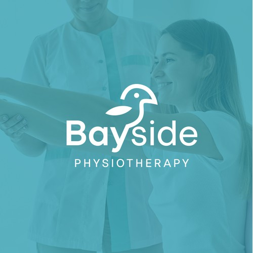 logo proposal for Bayside Theraphy