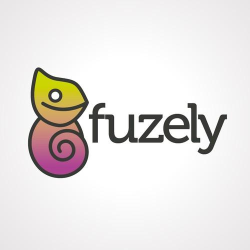 Fuzely Logo Design