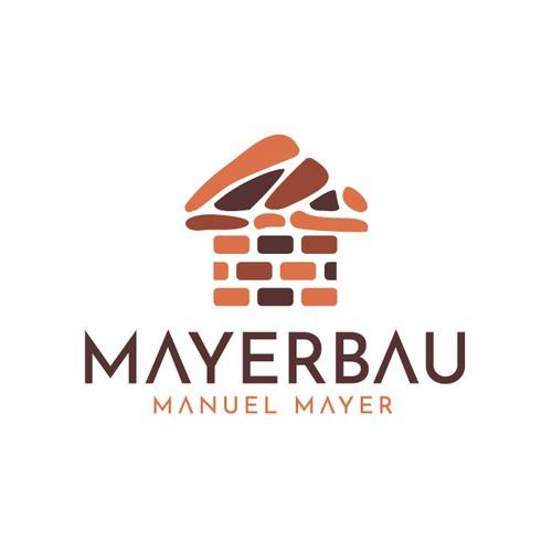 Bricklayer craftsman company needs a strong logo