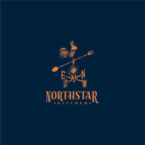 Logo Concept for Northstar Kitchen