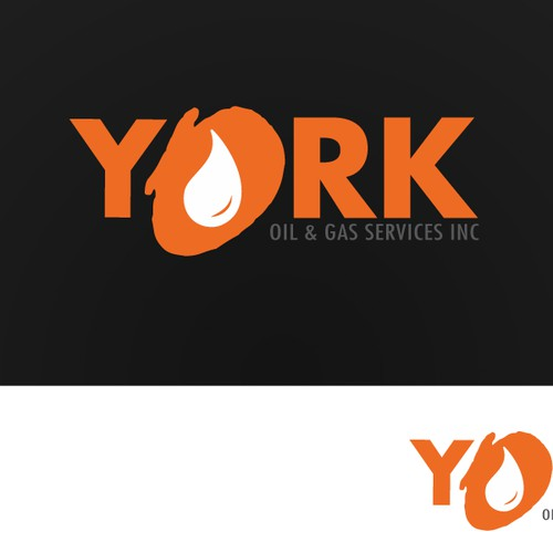 Help York Oil & Gas Services Inc with a new logo