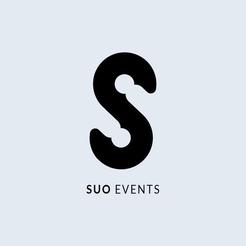"""Suo Events"" Logo"