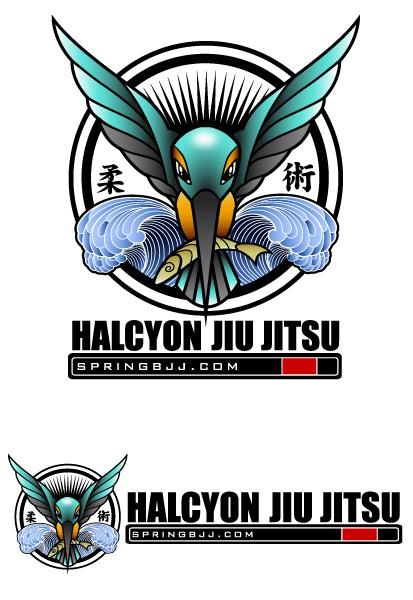 JiuJitsu ! Help me make a sweet logo for my BJJ school