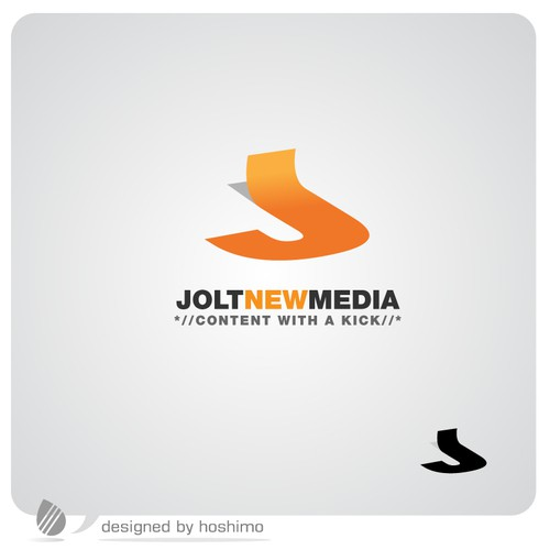 New logo needed for Jolt New Media startup company