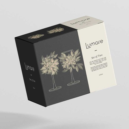 minimalistic packaging design