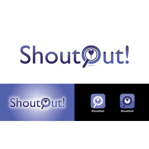 ShoutOut Logo Design