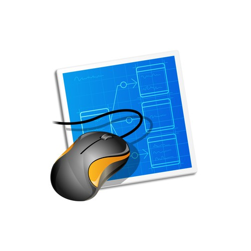 Mac app icon design