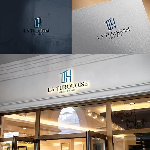 Logo for La Turquoise Heritage