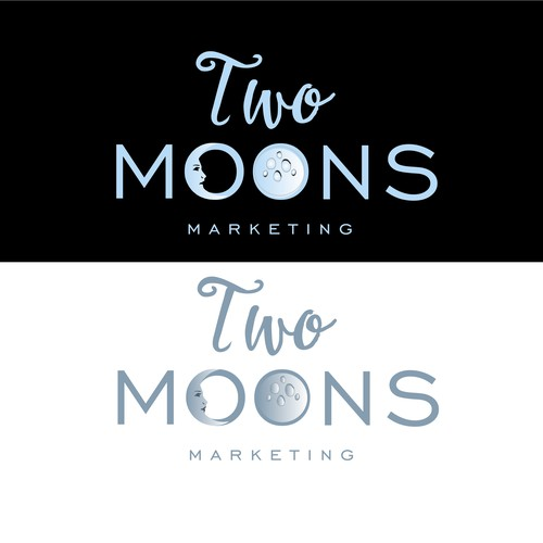 Two Moons Marketing logo