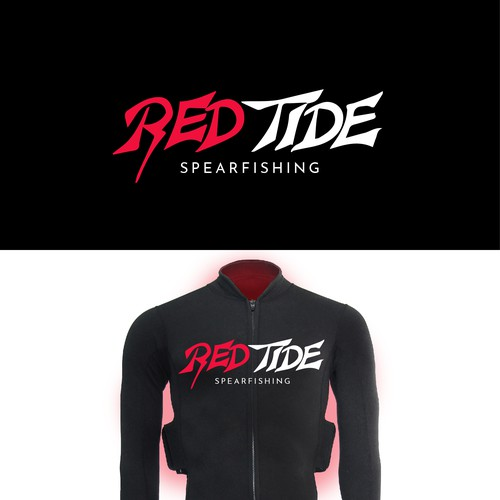 font for theskindiving wetsuit