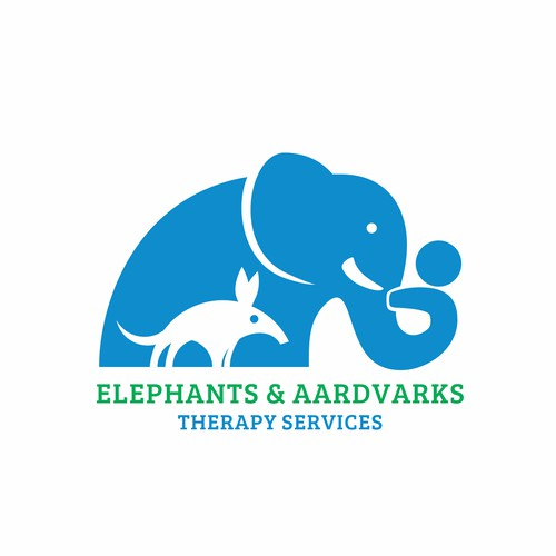 Elephants and Aardvarks helping sick kids in playful fun way.