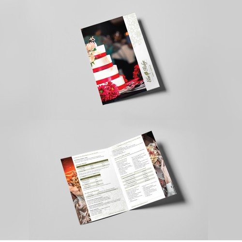 Booklet for Wedding Facility