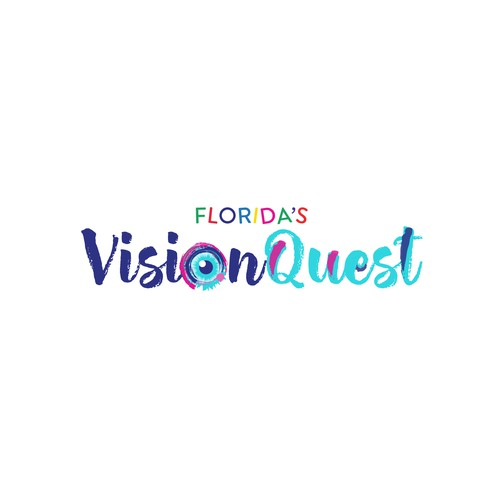 Logo for Florida's Vision Quest