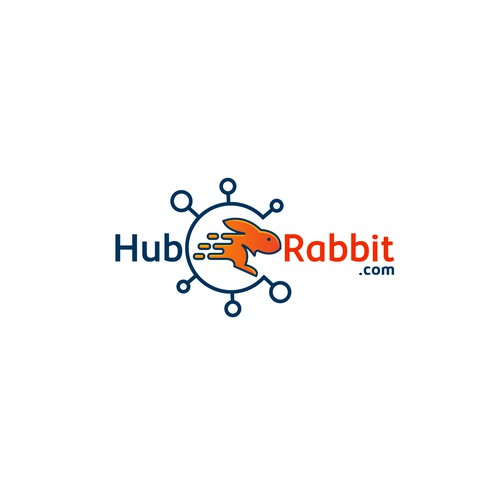 Logo for HubRabbit