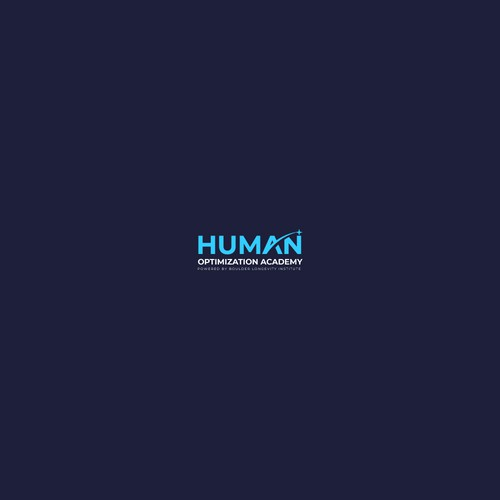 Logo Design for Human Optimization Academy