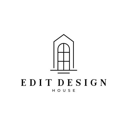 Logo Design for Edit Design House