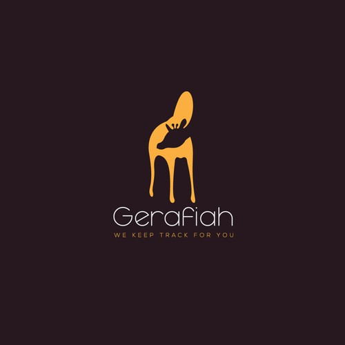 fun logo for gerafiah