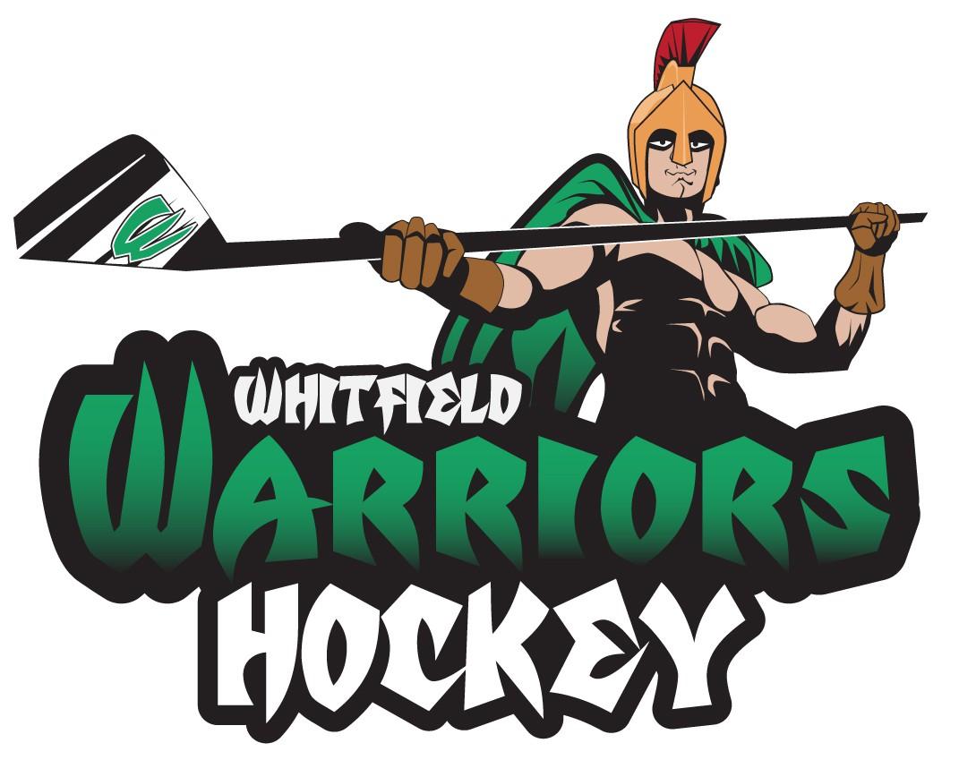 Whitfield Warriors High School Hockey Logo needs a new logo