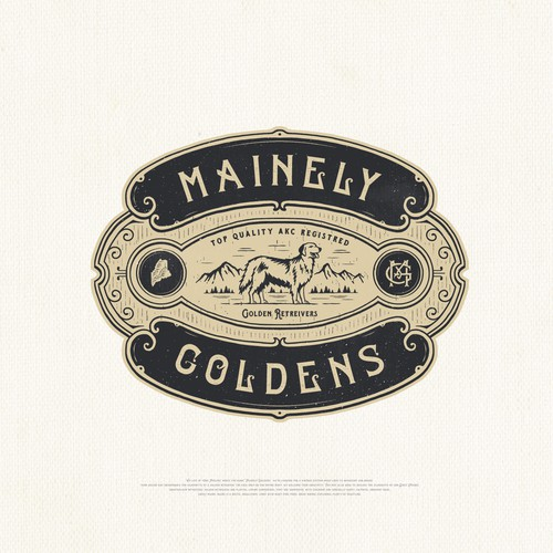 Mainely Goldens - Dog breeding co.