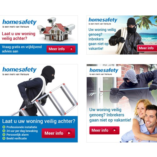 Banner Ads For Home Security System