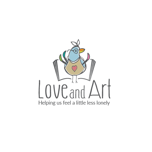 Love and Art Logo