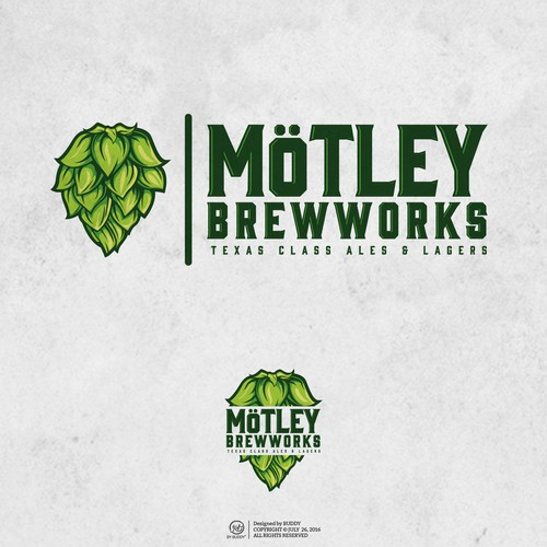 Motley brew works