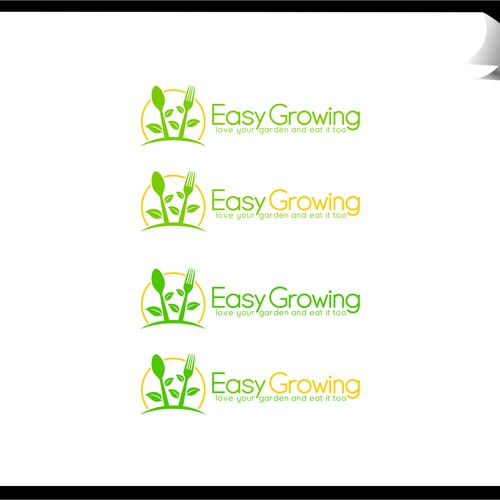 Easy Growing Logo