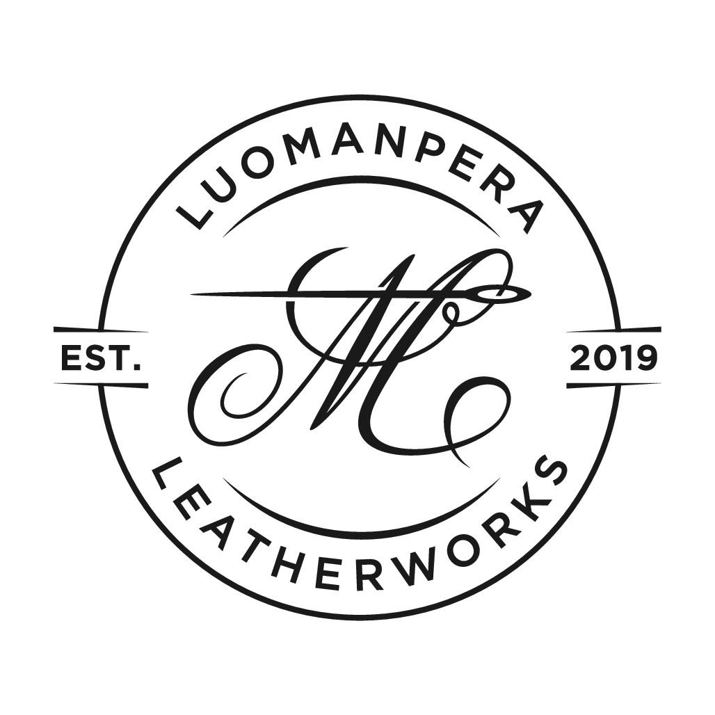Leatherwork Logo for handmade leather items