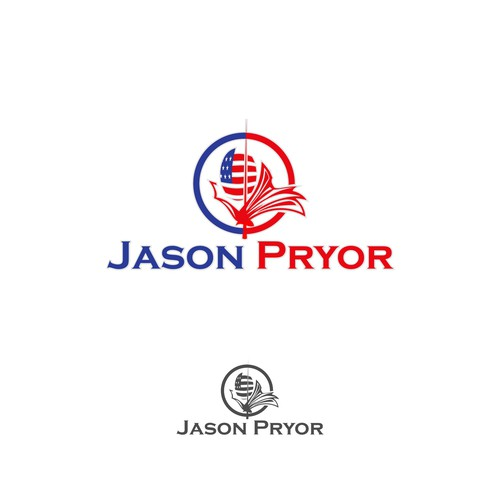 Logo concept for Jason Priyor