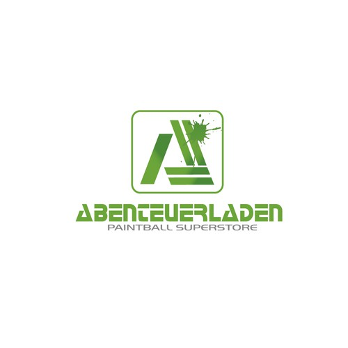 New logo wanted for Abenteuerladen Paintball Sport