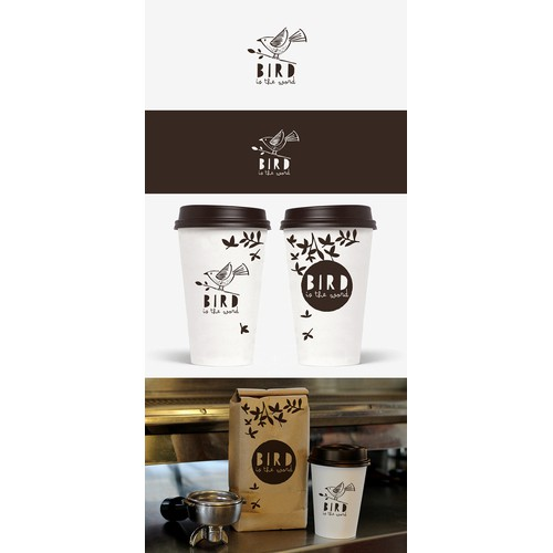 Create a standout logo for new takeaway coffee shop