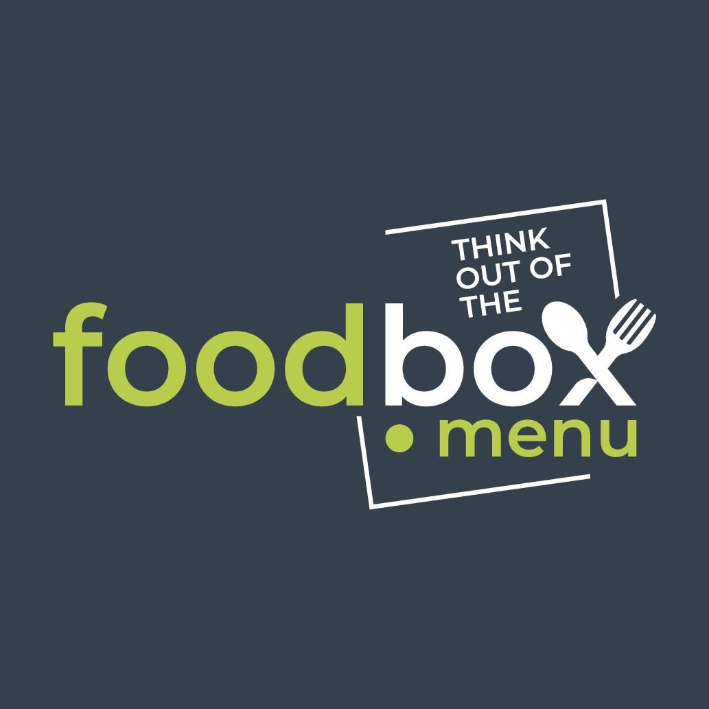 Modern logo design foodbox system