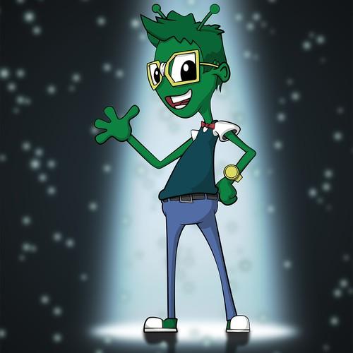 Alien geek