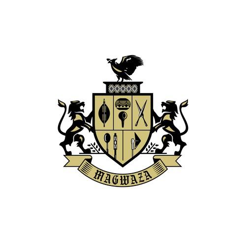 Logo Design of Timeless Family Crest
