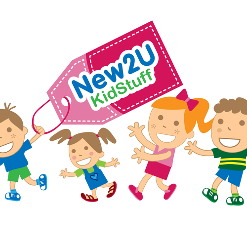 Kids Consignment Sale Logo Design