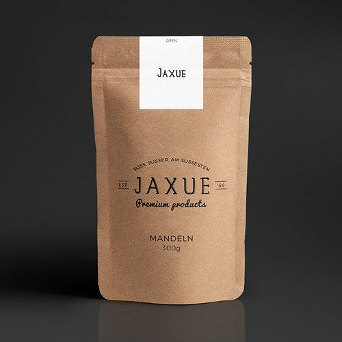 Jaxue - Logo and branding