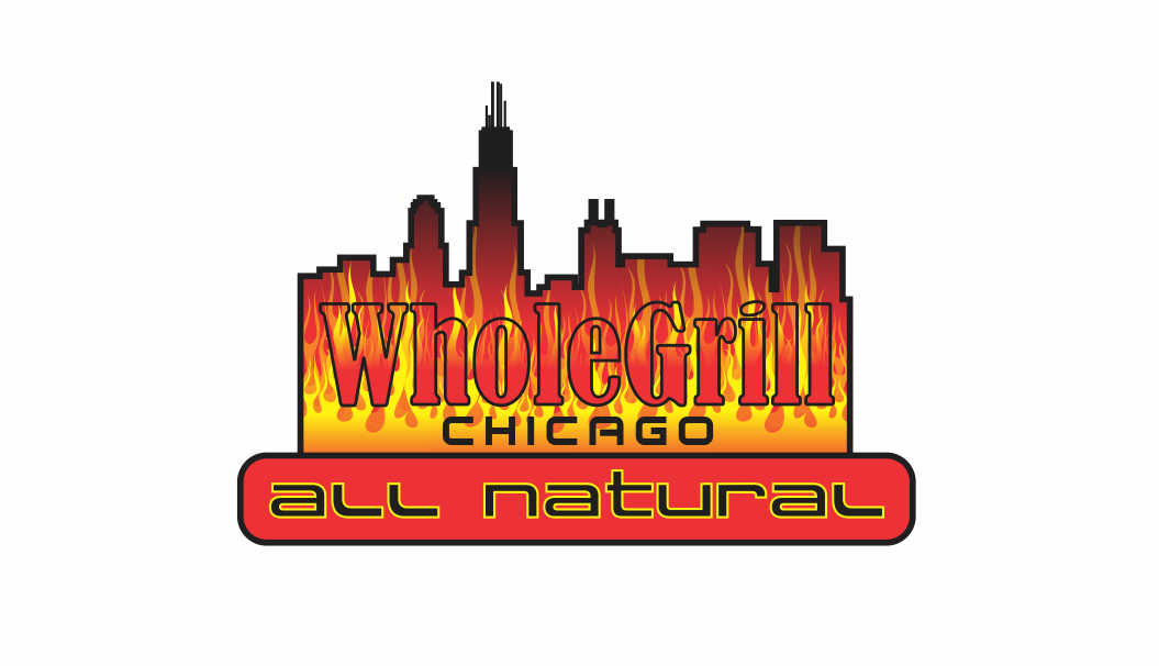 Help Whole Grill Chicago with a new logo