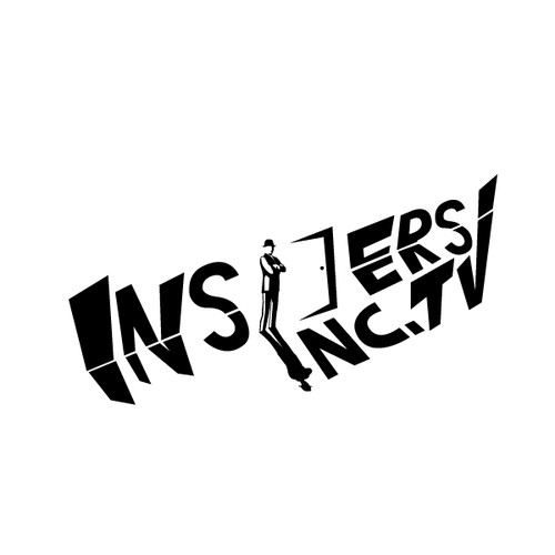 Create a fresh, stylish and creative company logo for Insiders inc.tv
